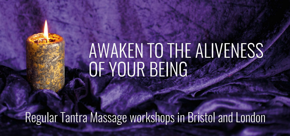 Tantric massage Training London