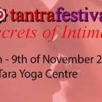 tara yoga festival banner