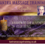 tantra massage training