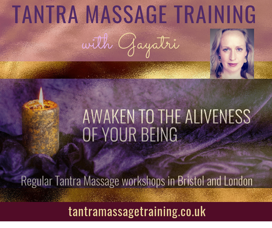 tantra massage training