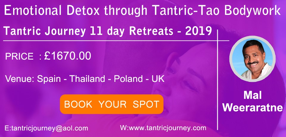 Tantra bodywork training Europe