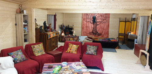 Tantric massage in Kent with Lorraine Crookes